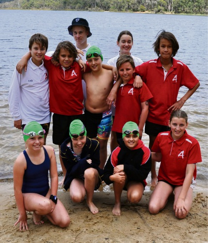 Swimming: Podium finishes for Bayswater's Central Aquatic Swimming and Lifesaving Club at open water event
