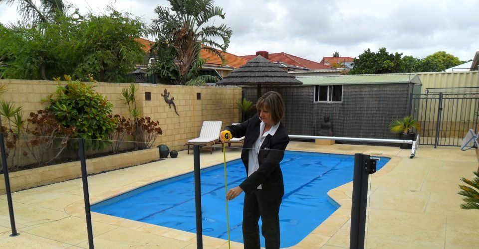 Pool inspections must be carried out every four years.