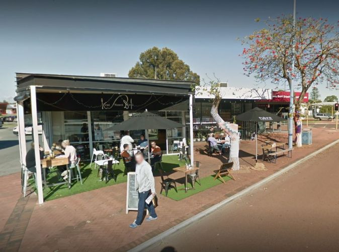 Kent Street Deli in Rockingham. Picture: Google.