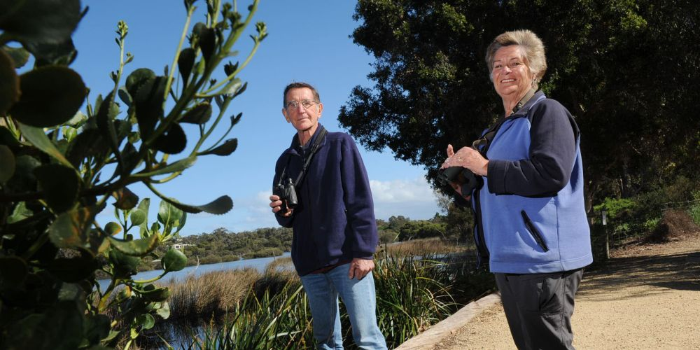 The lives of Lake Claremont's birds will come alive during a walk with BirdLifeWA education officer Rod Smith and member Kerry Cowie. next Thursday.