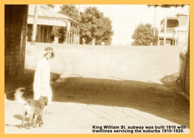 Bayswater Bridge in 1926. Photo: Bayswater Historical Society.