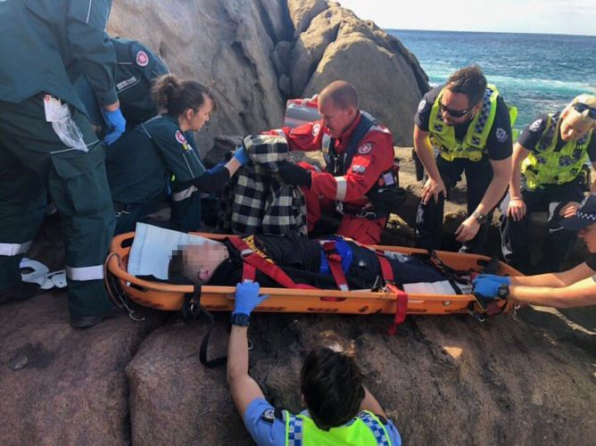 Leavers 2018: Teen falls off cliff at popular holiday spot south of Perth