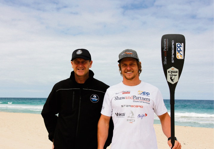 Perth paddleboarding trio representing Australia at world championships