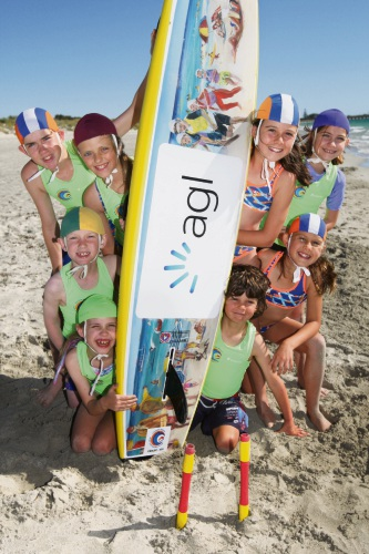Coogee Beach SLSC nippers are gearing up for the December 2 carnival. Photo: Bruce Hunt. d488586 communitypix.com.au