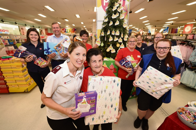 Kmart Wishing Tree Appeal launched in Rockingham