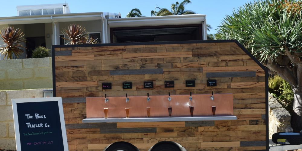 Beer, BBQ and Business in Jandakot