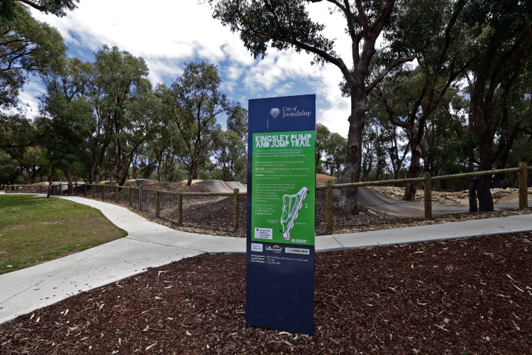 City of Joondalup investigating toilet installation at Shepherds Bush Park, Kingsley