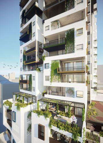 Government announces new apartment development in Perth CBD