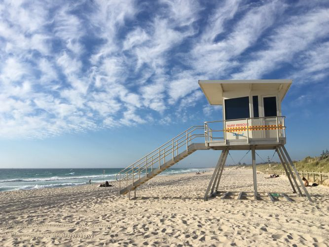 Quinns Beach to get surf patrol tower this summer