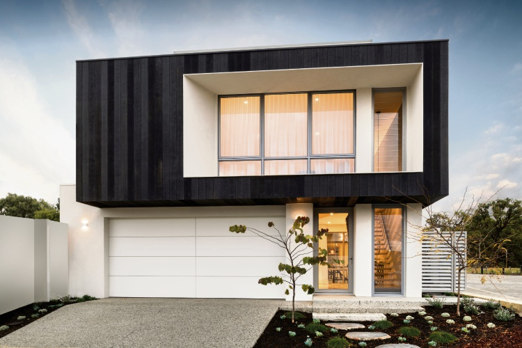 """Coast Homes """"The Rochdale"""" in Mt Claremont embraces spacious living on a smaller block"""