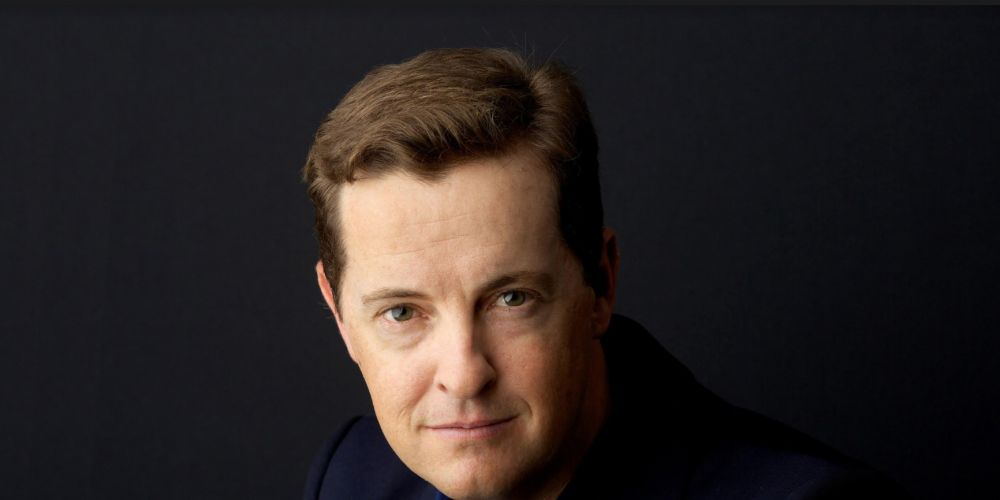Bestselling author Matthew Reilly.