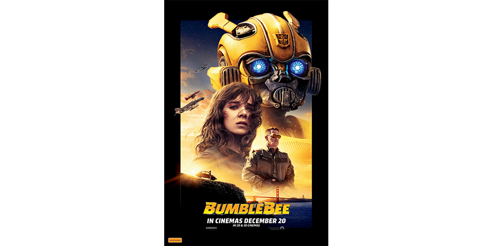 Win tickets to Bumblebee
