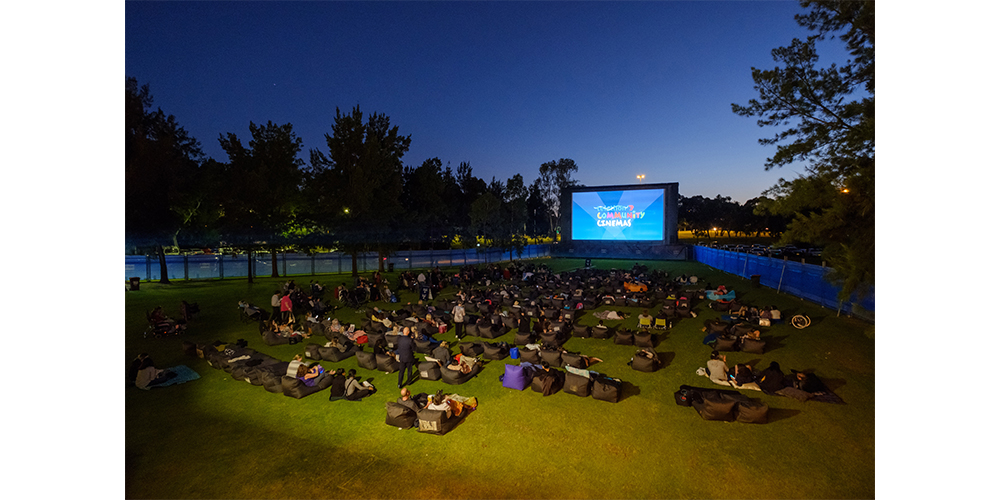 Win tickets to Community Cinemas