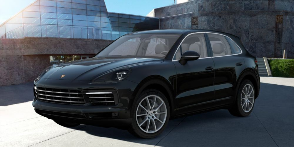 Living the dream: Porsche Cayenne S review