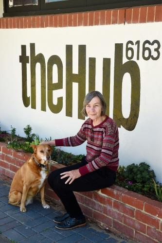 Hamilton Hill Community Group volunteer Christine Duckham.