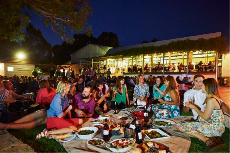 The Twilight Concerts at Upper Reach Winery are back this summer.
