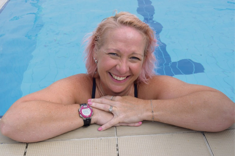 Woodvale cancer survivor credits swimming and social life