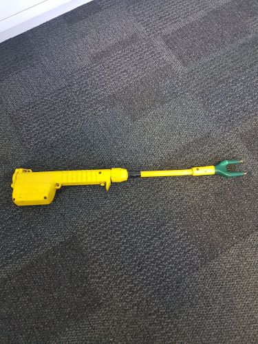 The cattle prod found by police.