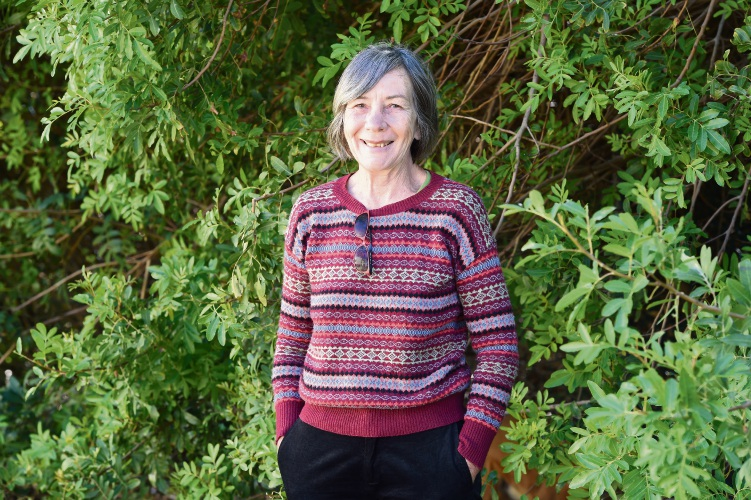 The City of Cockburn's 2018 Inspirational Volunteer of the Year, Christine Duckham. Photo: Jon Hewson. d488979 communitypix.com.au.