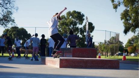 Skateboarding: Leading skaters to compete in Skateboarding WA Park Sharks Championships in Morley