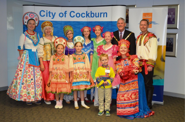 The Cultural Learning Centre Mosaica received $4900 from the 2018-19 Cockburn Community Fund.