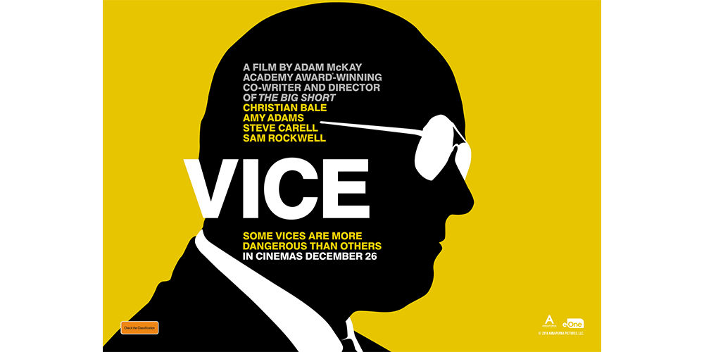 Win tickets to Vice