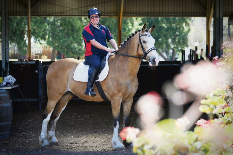 Hillarys horse rider heading to Abu Dhabi for Special Olympics World Games