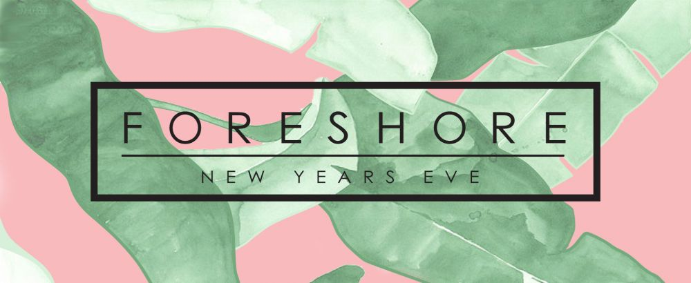 Win VIP tickets to Foreshore NYE