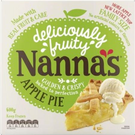 Apple pies recalled due to potential glass contamination