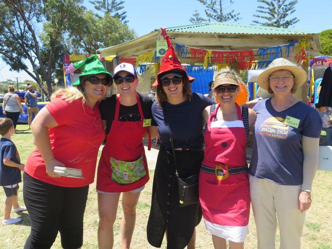 The Golden Bay Progress Association team.