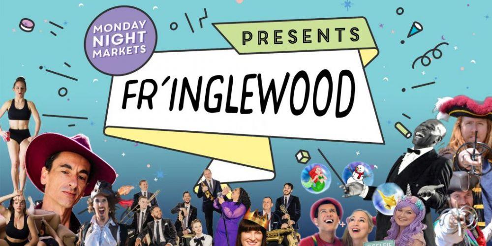 Free family friendly Fringe fun at Fr'Inglewood