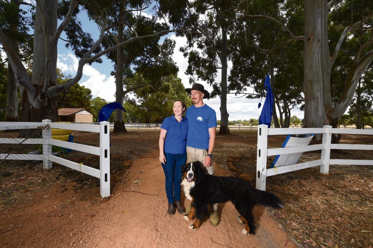 Couple behind Homestead for Youth in Pinjarra fundraising to buy farm