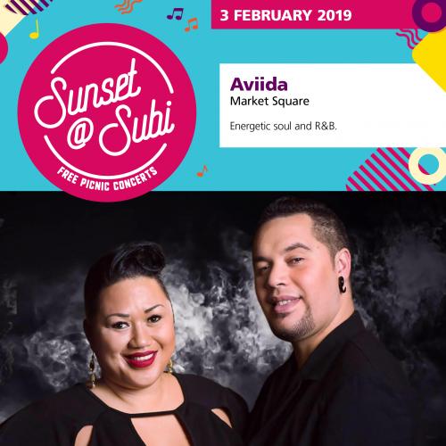 Sunset@subi – Aviida