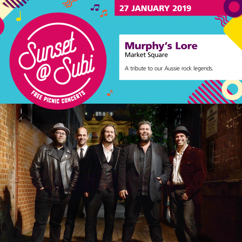 Sunset@subi – Murphy's Lore