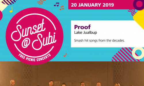Sunset@subi – Proof