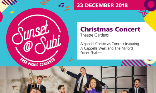Sunset@subi – Christmas Concert