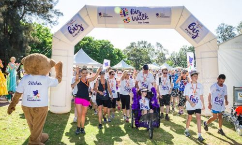 Euroz Big Walk for Perth Children's Hospital Foundation