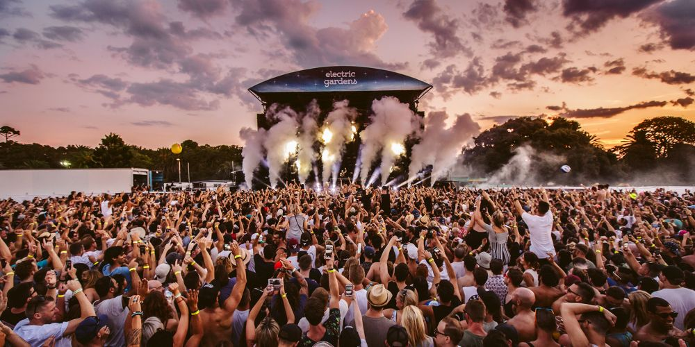 Electric Gardens Festival Perth