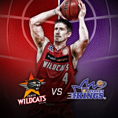 Perth Wildcats vs Sydney Kings
