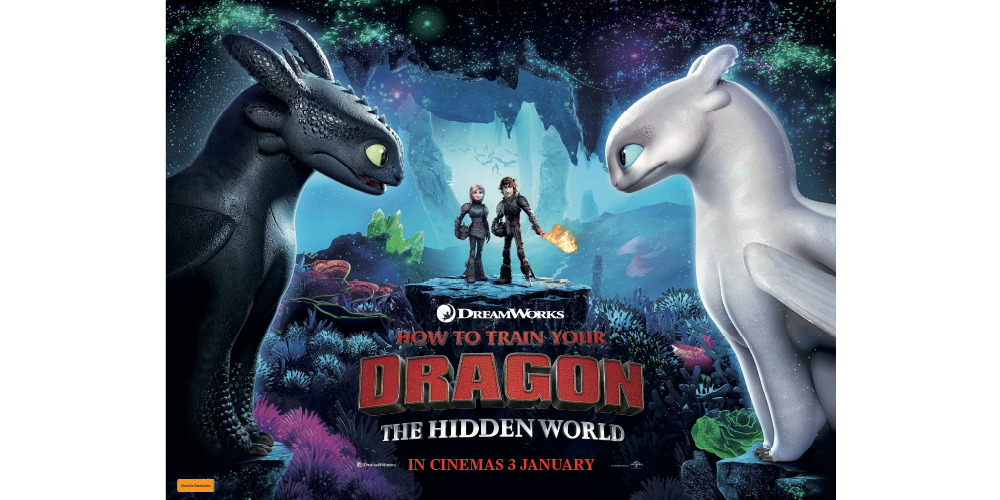 Win tickets to How To Train Your Dragon: The Hidden World