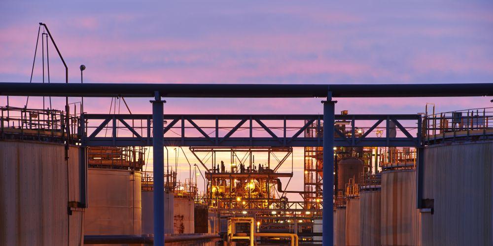 Alcoa's Wagerup refinery.