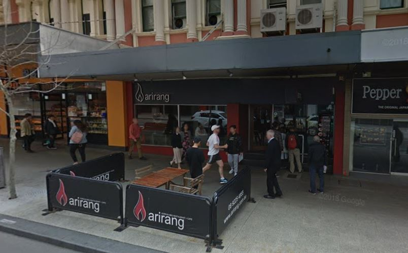 Arirang Korean Barbeque on Barrack Street was hit with the biggest fine of $30,000.