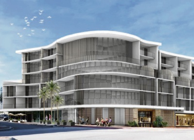 Cottesloe councillors were concerned the concept for Ocean One could change after a sixth storey was allowed.