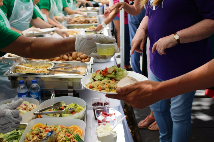 The annual Joondalup Christmas Lunch will be held on December 25.