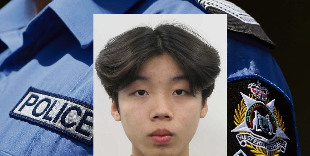 Police concerned for missing teenager Xiaoxin Zheng