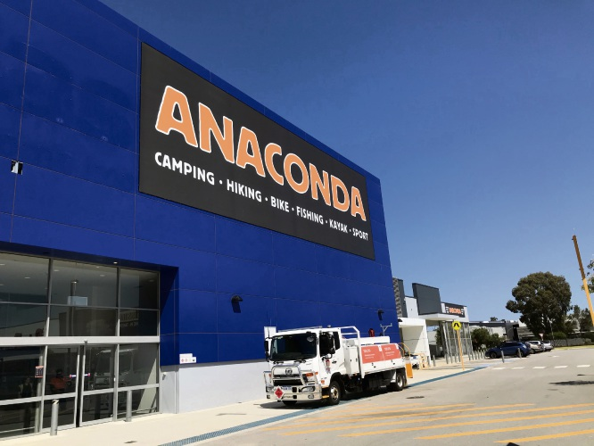 Anaconda will hold its grand opening on December 15.