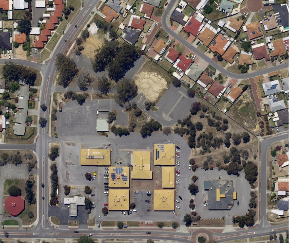 The City of Wanneroo is proposing to rezone the Koondoola neighbourhood centre. Picture: Spookfish