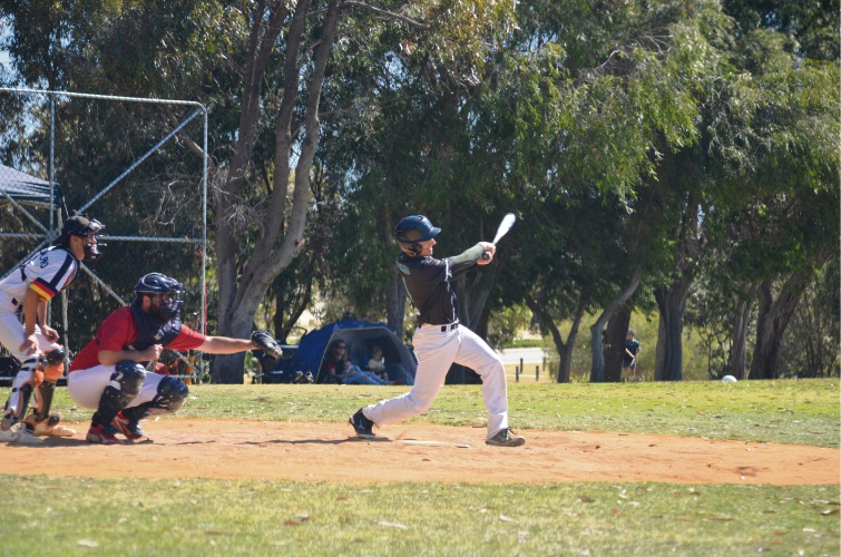 The Alkimos Titans Ball Club is in its inaugural year. Pictures: Leah Adams