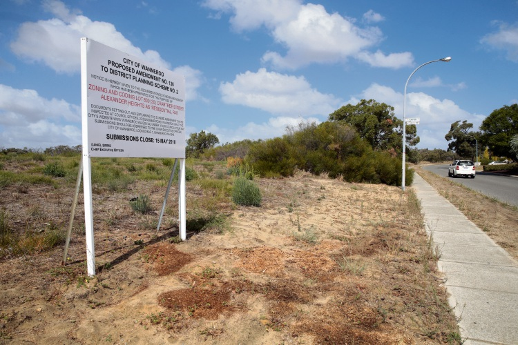 During public consultation, the City of Wanneroo received 17 submissions objecting to the proposal for 30 Crabtree Street.