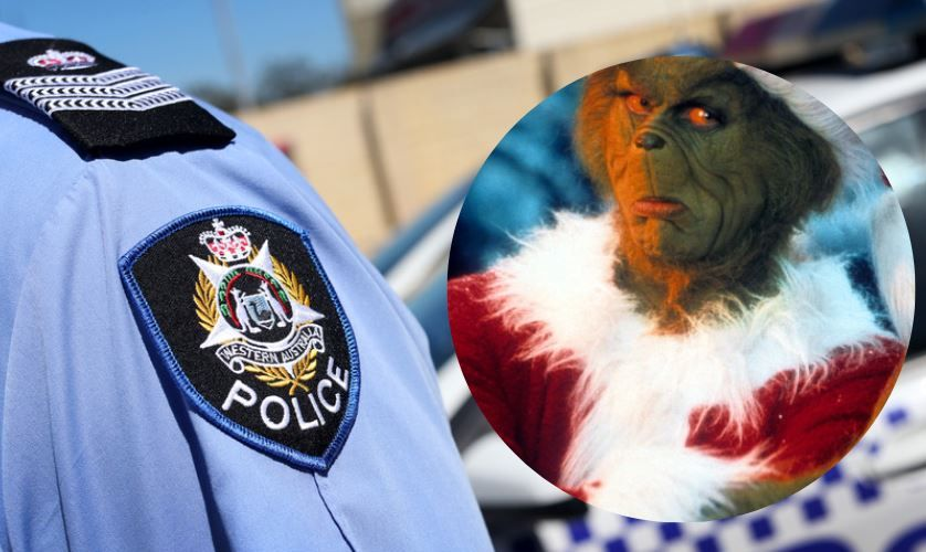 Perth police looking for Grinches who assaulted a man and stole Christmas gifts